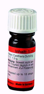 М290 Капли CANTHARIS 5ML