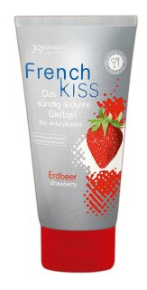 "а133 Смазка Frenchkiss ""strawberry"" 75 ml"